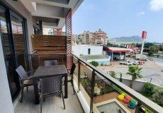 Аренда квартиры 1+1, 60м2 м2, до моря 450 м в центральном районе, Аланья, Турция № 4956 – фото 31
