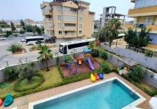 Аренда квартиры 1+1, 60м2 м2, до моря 450 м в центральном районе, Аланья, Турция № 4956 – фото 33