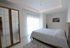 Аренда квартиры 2+1, 125м2 м2, до моря 650 м в районе Махмутлар, Аланья, Турция № 5028 – фото 17