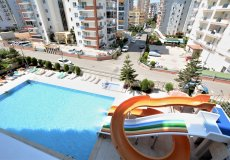Аренда квартиры 2+1, 125м2 м2, до моря 650 м в районе Махмутлар, Аланья, Турция № 5028 – фото 1
