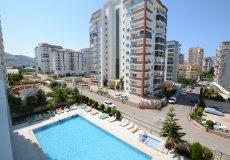 Аренда квартиры 2+1, 125м2 м2, до моря 650 м в районе Махмутлар, Аланья, Турция № 5028 – фото 27