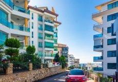 Продажа квартиры 2+1, 115 м2, до моря 400 м в районе Каргыджак, Аланья, Турция № 5170 – фото 4