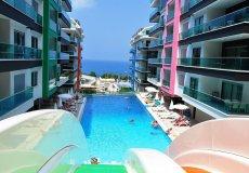 Продажа квартиры 1+1, 76 м2, до моря 50 м в районе Каргыджак, Аланья, Турция № 5140 – фото 2