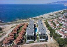 Продажа квартиры 1+1, 76 м2, до моря 50 м в районе Каргыджак, Аланья, Турция № 5140 – фото 16