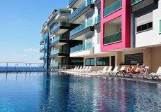 Продажа квартиры 1+1, 76 м2, до моря 50 м в районе Каргыджак, Аланья, Турция № 5140 – фото 3