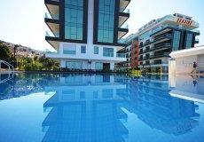 Продажа квартиры 1+1, 76 м2, до моря 50 м в районе Каргыджак, Аланья, Турция № 5140 – фото 7