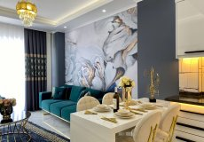 Продажа квартиры 1+1, 55 м2, до моря 500 м в районе Махмутлар, Аланья, Турция № 5149 – фото 2