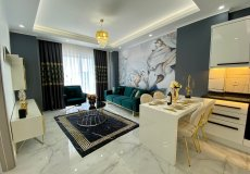 Продажа квартиры 1+1, 55 м2, до моря 500 м в районе Махмутлар, Аланья, Турция № 5149 – фото 4