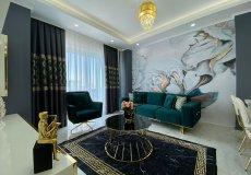 Продажа квартиры 1+1, 55 м2, до моря 500 м в районе Махмутлар, Аланья, Турция № 5149 – фото 3