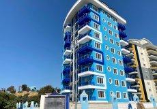 Продажа квартиры 1+1, 55 м2, до моря 500 м в районе Махмутлар, Аланья, Турция № 5149 – фото 19