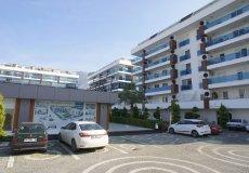 Продажа квартиры 2+1, 115 м2, до моря 150 м в районе Кестель, Аланья, Турция № 5152 – фото 7