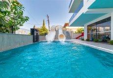 Продажа квартиры 1+1, 65 м2, до моря 850 м в районе Махмутлар, Аланья, Турция № 5154 – фото 5