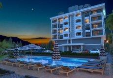 Жилой комплекс 1+1, 2+1, 3+1, до моря 200 м в районе Каргыджак, Аланья, Турция № 5161 – фото 2