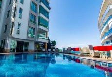 Продажа квартиры 2+1, 115 м2, до моря 400 м в районе Каргыджак, Аланья, Турция № 5170 – фото 1