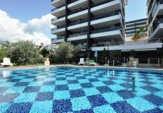 Продажа квартиры 1+1, 65 м2, до моря 650 м в районе Каргыджак, Аланья, Турция № 5104 – фото 1
