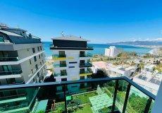 Продажа квартиры 1+1, 70 м2, до моря 150 м в районе Каргыджак, Аланья, Турция № 5147 – фото 1