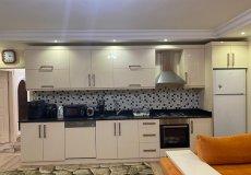 Продажа квартиры 2+1, 110 м2, до моря 100 м в районе Тосмур, Аланья, Турция № 5146 – фото 7