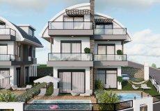 Продажа виллы 4+1, 220 м2, до моря 700 м в районе Авсаллар, Аланья, Турция № 5221 – фото 2