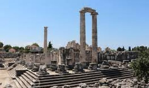 Реконструкция в храме Аполлона