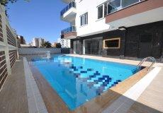 Продажа квартиры 1+1, 56 м2, до моря 700 м в районе Махмутлар, Аланья, Турция № 5275 – фото 2
