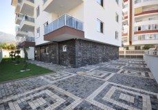 Продажа квартиры 1+1, 56 м2, до моря 700 м в районе Махмутлар, Аланья, Турция № 5275 – фото 4