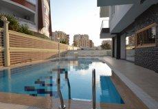 Продажа квартиры 1+1, 56 м2, до моря 700 м в районе Махмутлар, Аланья, Турция № 5276 – фото 4
