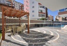 Продажа квартиры 1+1, 56 м2, до моря 700 м в районе Махмутлар, Аланья, Турция № 5275 – фото 1