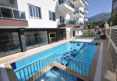 Продажа квартиры 1+1, 56 м2, до моря 700 м в районе Махмутлар, Аланья, Турция № 5276 – фото 1